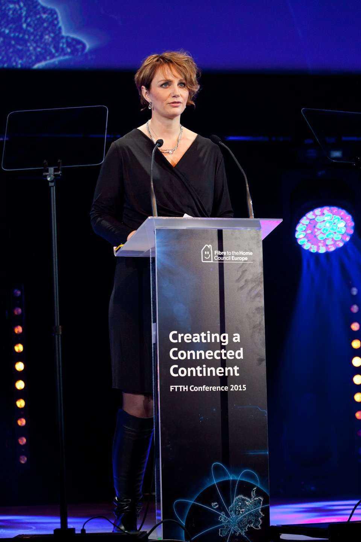 Karin Ahl - Prezes FTTH Council Europe / fot. Quality Studio dla www.inzynieria.com