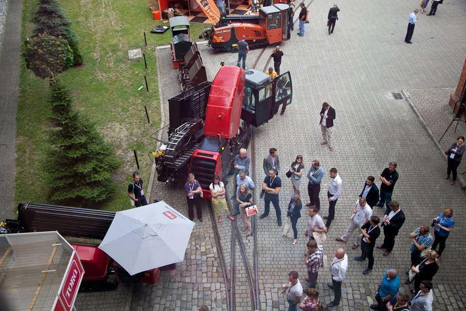 Pokaz firmy TORO podczas warsztatów / fot. Quality Studio dla www.inzynieria.com