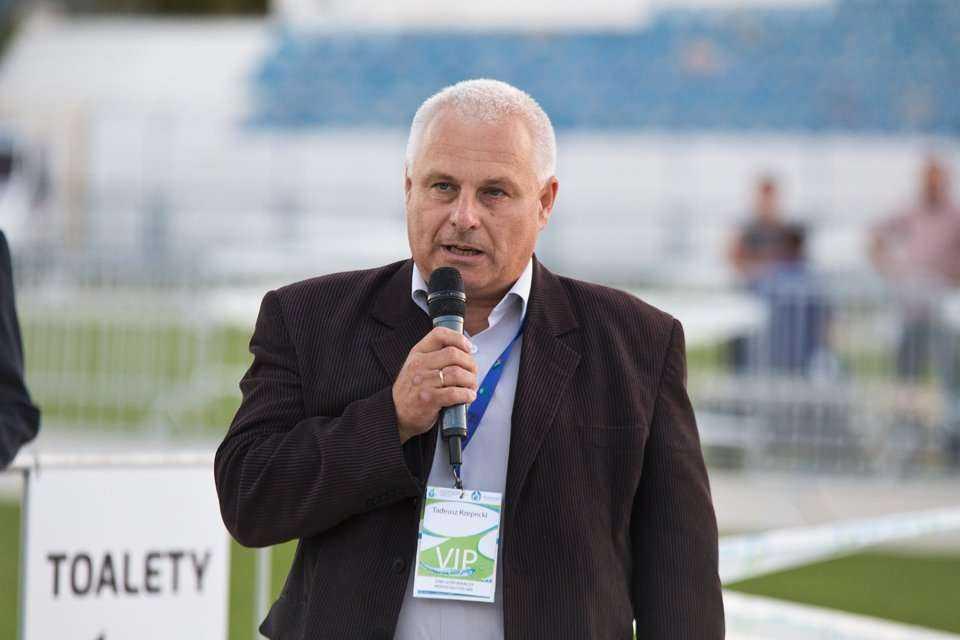 Dr. inż. Tadeusz Rzepecki, Prezes Tarnowskich Wodociągów Sp. z o.o. / fot. Quality Studio dla www.inzynieria.com