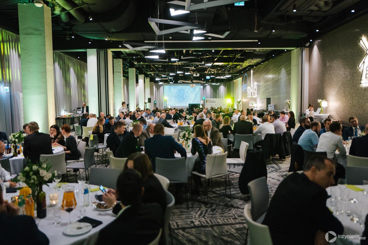 """Bankiet w trakcie IV Konferencji """"Renowacja Wykładzinami (Rękawami) Utwardzanymi na Miejscu"""". Fot. Quality Studio dla www.inzynieria.com"""