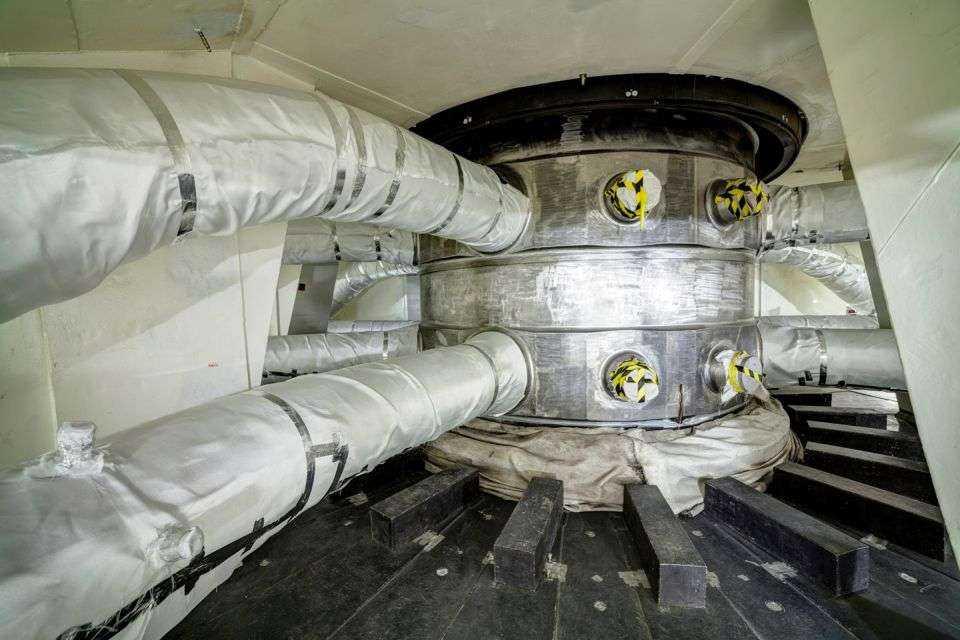 Budowa bloków jądrowych w elektrowni Mochovce