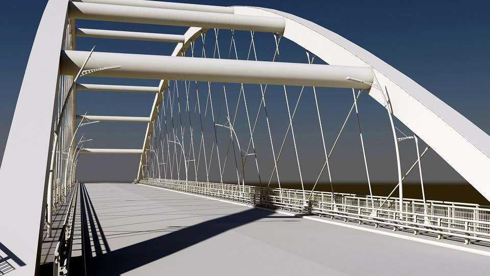 Tak będzie wyglądać most Heleński w Nowym Sączu [galeria]