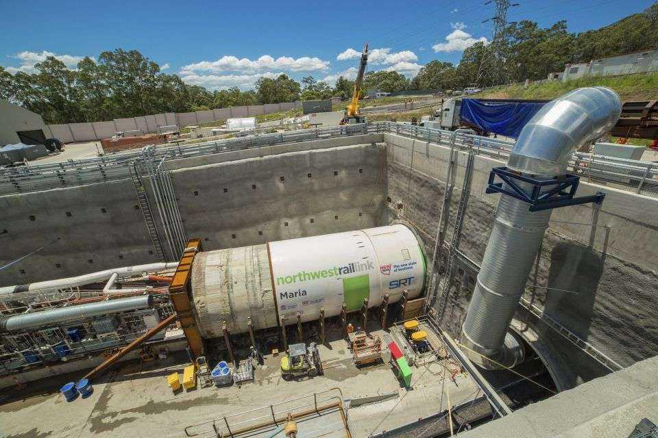 Największy w Australii projekt transportowy
