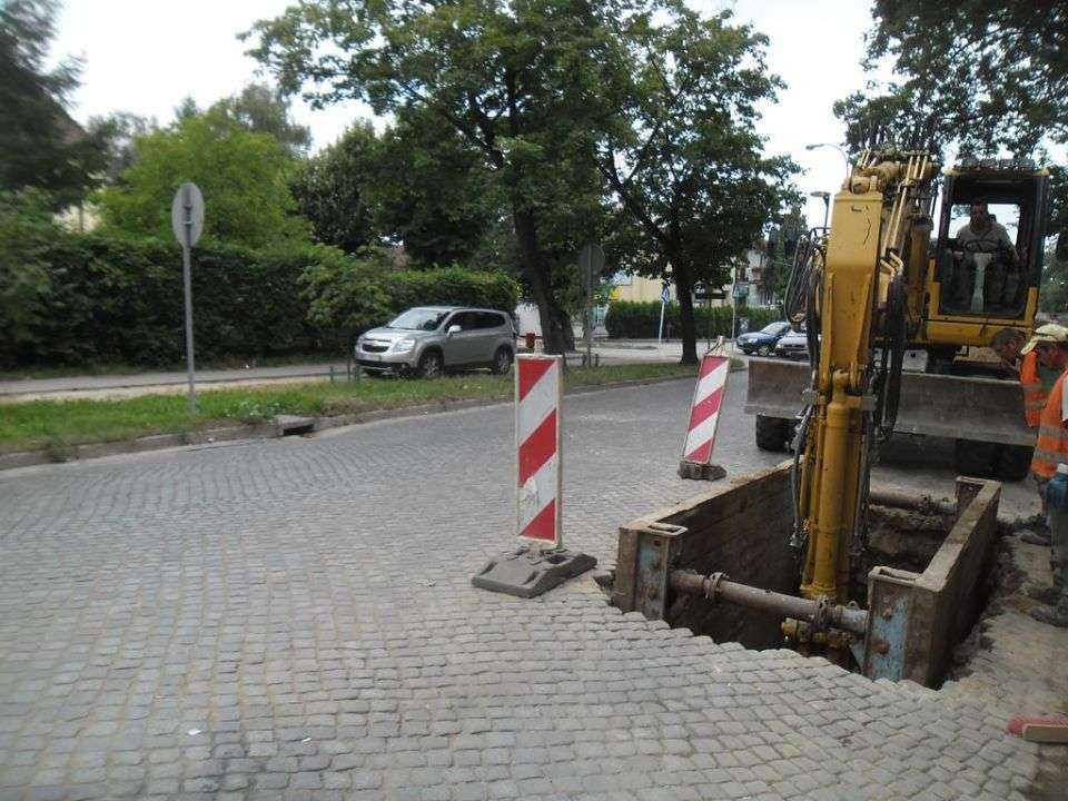 Ciechanów: koniec budowy kolektora sanitarnego DN800 o długości 2063 m