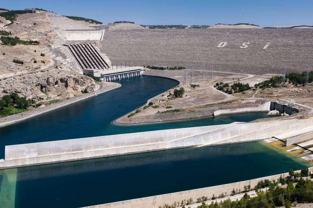 Najwyższe zapory wodne świata