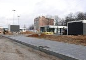 Stacja Szwedzka – plac budowy. Fot. Metro Warszawskie