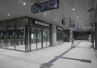 Stacja Targówek Mieszkaniowy – plac budowy. Fot. Metro Warszawskie