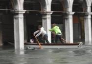 Zdjęcie Wenecja, 29.10.2018. Fot. Comune di Venezia / Facebook