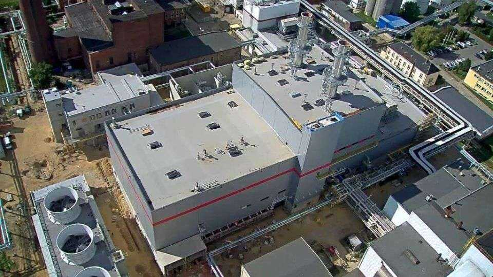 Blok energetyczny w Gorzowie: wykonano 70% prac