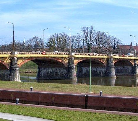 Wrocław: modernizacja mostów Osobowickich z XIX w.