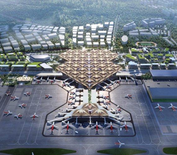 Nowy projekt węzła transportowego w Shenzen