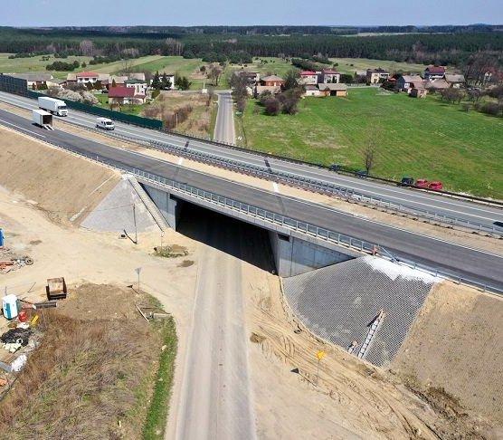 Droga S1: odcinek Pyrzowice–Podwarpie oddany do ruchu