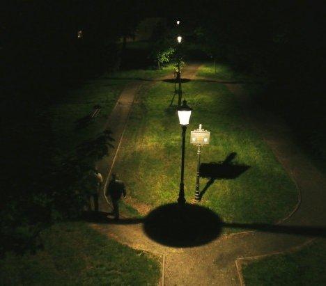 Innowacyjne oświetlenie w parkach miejskich Opolszczyzny