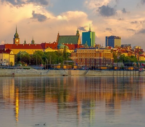 Warszawa: drugi przewiert pod Wisłą wykonano szybciej niż pierwszy
