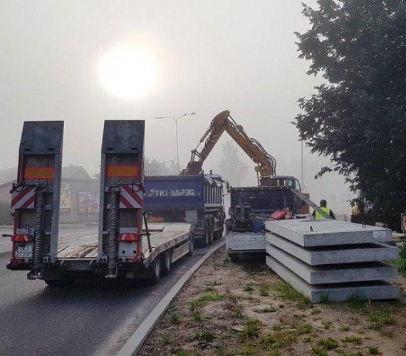 Magistrala wodociągowa w Kielcach zmodernizowana