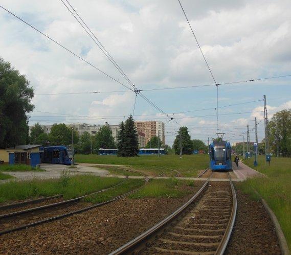 Kraków: oto planowany przebieg linii tramwajowej do Mistrzejowic