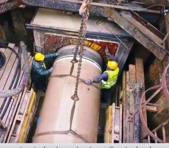 Rzeszów: mikrotunelowanie na budowie kanalizacji deszczowej