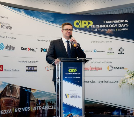 II Konferencja CIPP Technology Days 2018  [WIDEORELACJA]