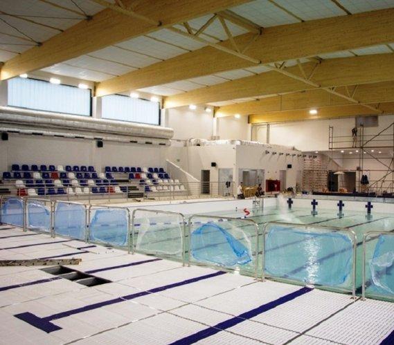 Nowa kryta pływalnia w Sosnowcu