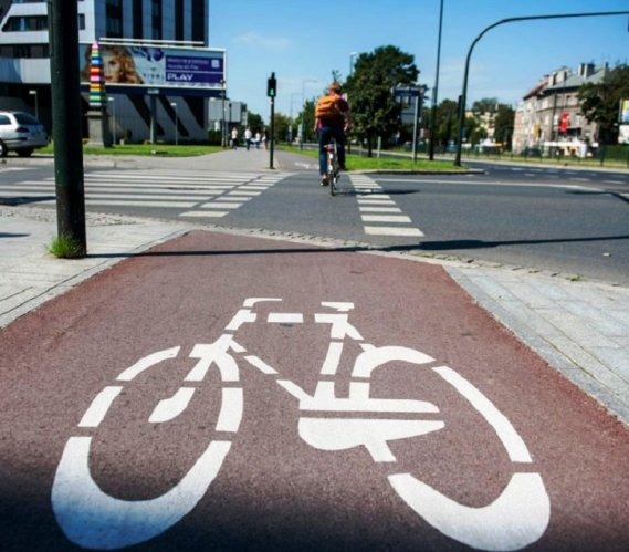 Kraków: powstanie 60 km ścieżek rowerowych