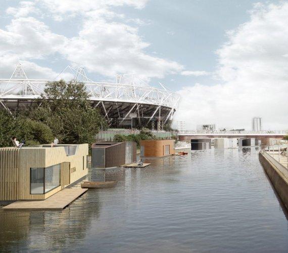 Akwatektura: architekci planują budowę obiektów na wodzie