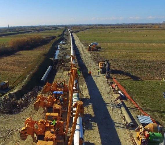 Gazociąg TAP: bezwykopowe przekroczenia w Albanii