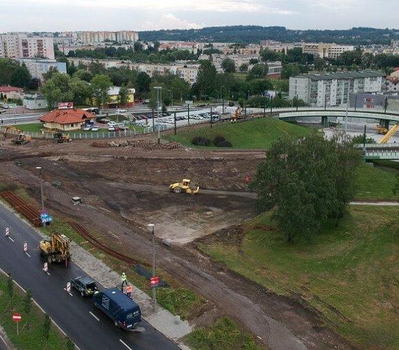 Trasa Łagiewnicka: co nowego na budowie tuneli drogowych?