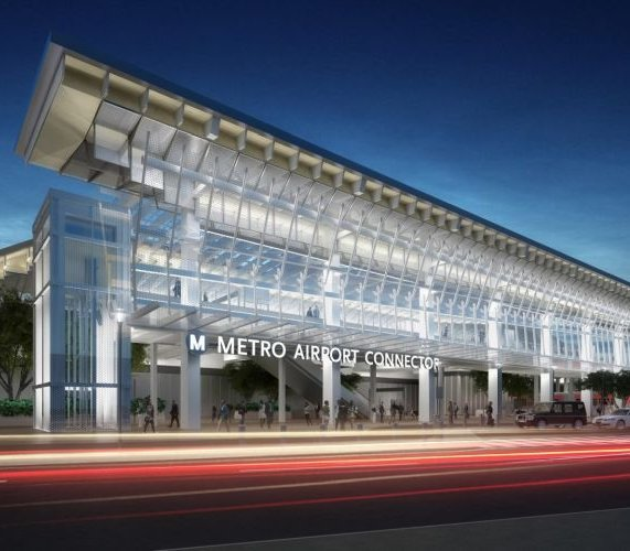 Jeden terminal połączy lotnisko w Los Angeles z siecią metra