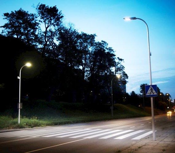 """Ostrołęka:  """"smart"""" przejście będzie chronić pieszych"""