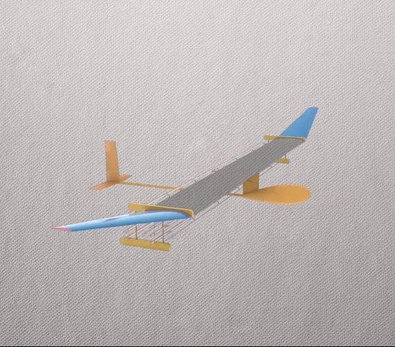 Samolot, który nie potrzebuje ani silnika, ani paliwa