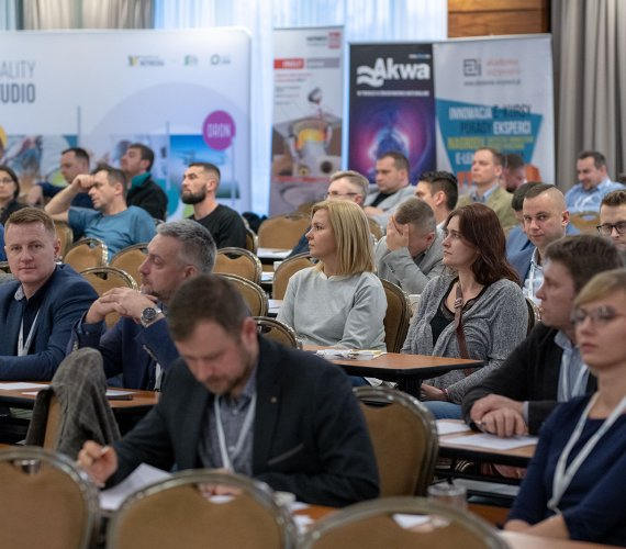III Konferencja CIPP Technology Days w oku kamery