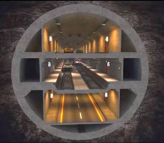 Trzypoziomowy tunel przez Bosfor: tak wygląda projekt