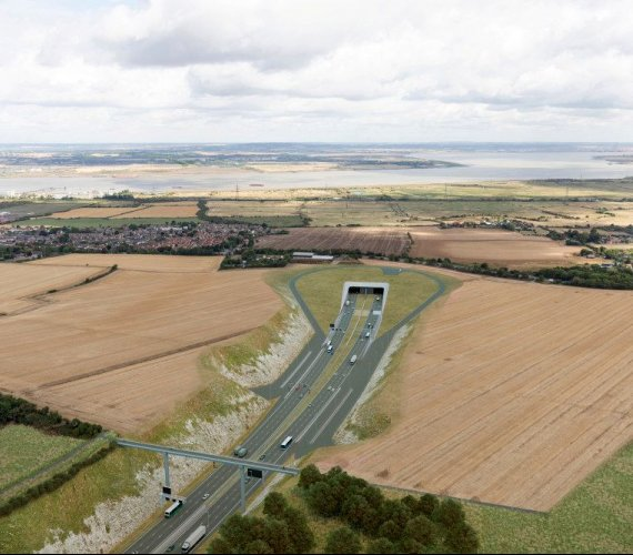 Lower Thames Crossing: co dalej z projektem? [+FILM 3D]