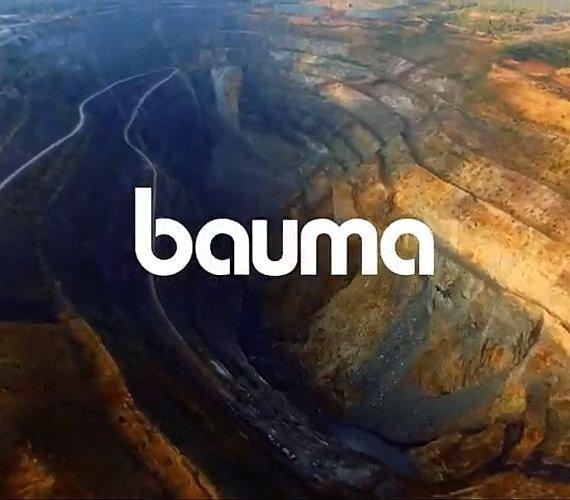 Maszyny górnicze na targach Bauma