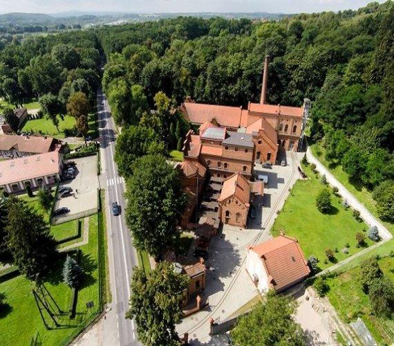 Najstarszy zakład uzdatniania wody w Krakowie kończy 118 lat