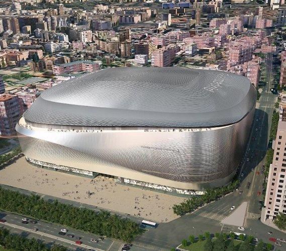 Tak będzie wyglądać nowy stadion Realu Madryt
