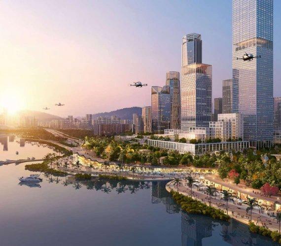 Shenzen: miasto z podziemną siecią drogową?