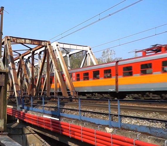 Wymiana 67-metrowego mostu nad Kanałem Kędzierzyńskim