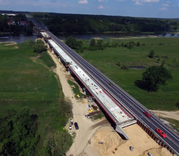 S3: sprawdzona technologia do budowy mostu w Cigacicach