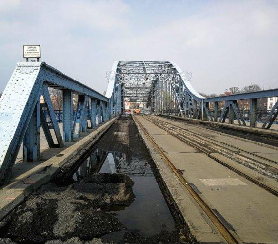 Najstarszy most w Krakowie: kończy się modernizacja mostu im. Piłsudskiego