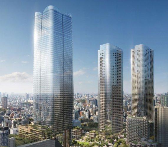Najwyższy wieżowiec w Japonii: ciekawy film koncepcyjny