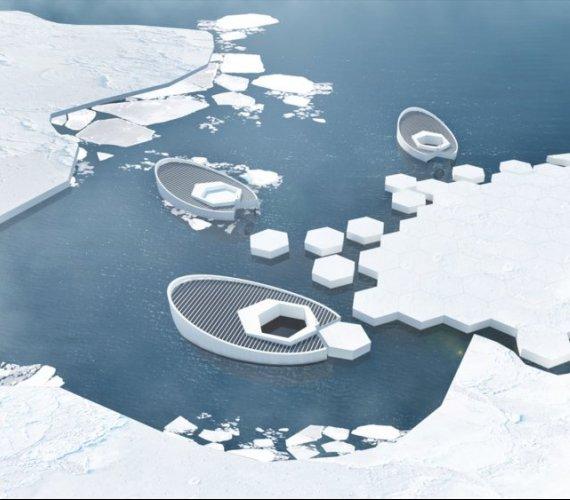 Góry lodowe lekarstwem na globalne ocieplenie