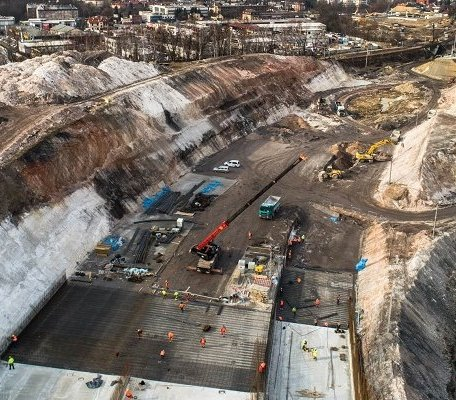 Budowa drugiego tunelu tramwajowego w Krakowie