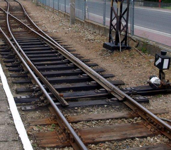 Rozjazd kolejowy: budowa i rodzaje