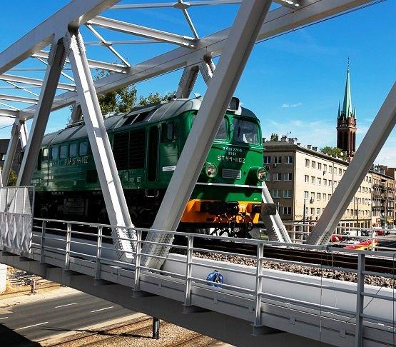 Kolejowa linia obwodowa w Warszawie