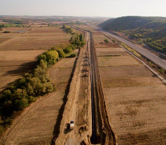 Gazociąg Transadriatycki gotowy w ponad 90%. Zobacz podsumowanie