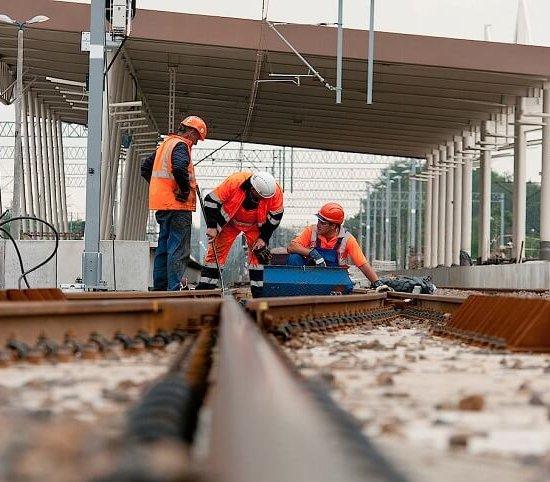 Modernizacja linii Poznań Główny–Szczecin Dąbie