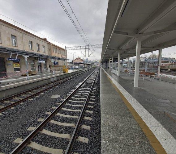 Półmetek modernizacji stacji Rzeszów Główny