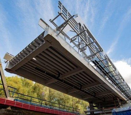 Przebudowa mostu nad Kanałem Kędzierzyńskim krok po kroku