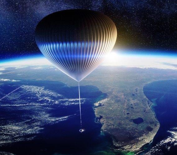 Balonem w kosmos? Szykuje się nowy sposób komunikacji